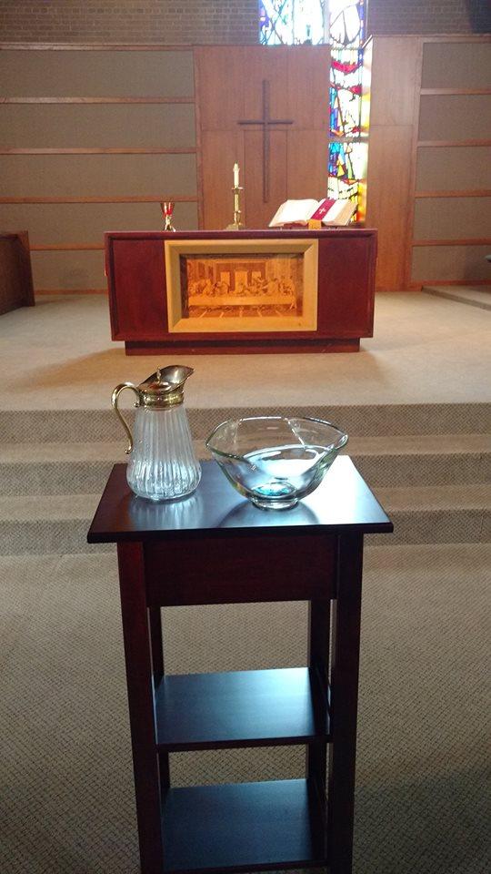 Worship & Sacrament of Baptism followed by Fellowship